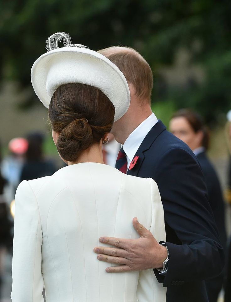Kate Middletons Outing in Belgien hat eine süße Verbindung zu Prinzessin Charlotte