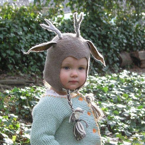 Deer Toddler hat