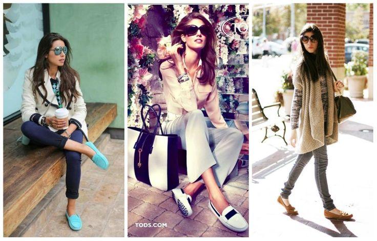 Обувь без каблука: стильные идеи для весны и лета - Ателье стильных идей: о стиле и вдохновении