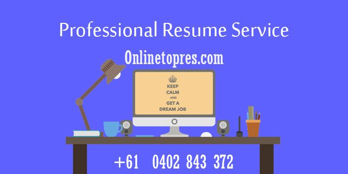Best online resume writing services in australia