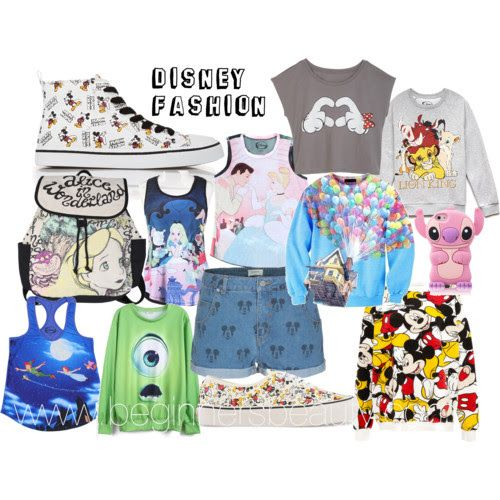 Disney Fashion #disney #disneyfashion #fashion #mickey #nemo #primark #2014