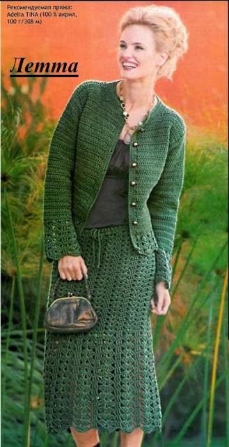 #crochet #knit #tops #skirts #dresses #patterns #diagrams