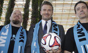 David Beckham moves closer to Major League Soccer ownership dream