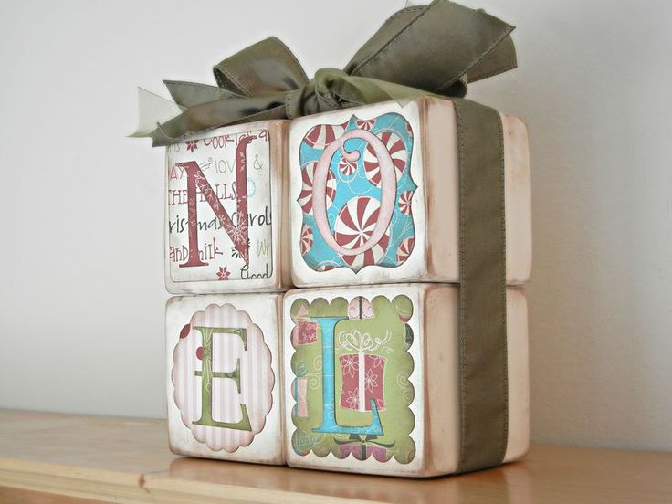 Going to do this with the word Joy or Merry. Since I am doing the pottery barn knockoff Noel sign