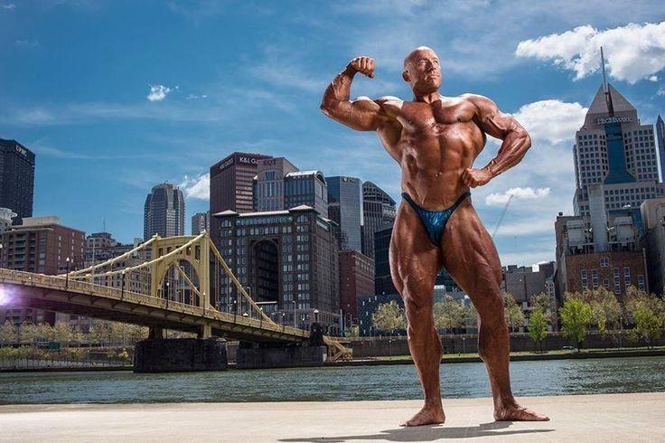 Resultado de imagem para SCOTT GOBLE bodybuilder