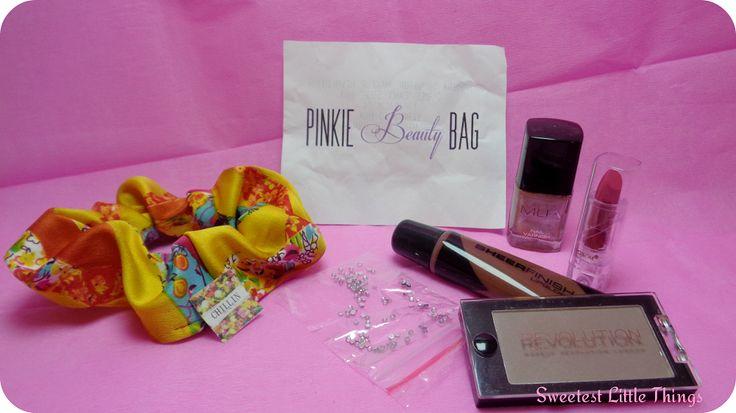 Pinkie Beauty Bag ♥