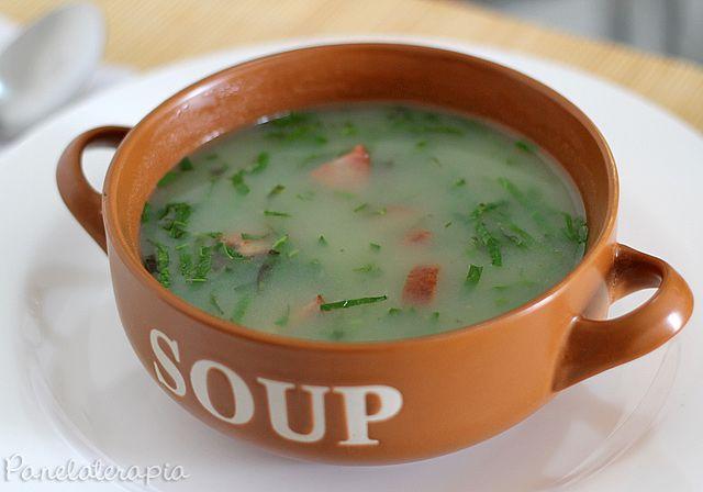 Caldo Verde ~ PANELATERAPIA - Blog de Culinária, Gastronomia e Receitas