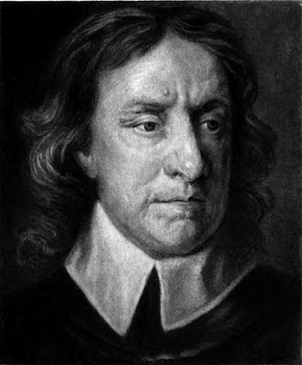Oliver Cromwell - a most fascinating person. A great military leader.