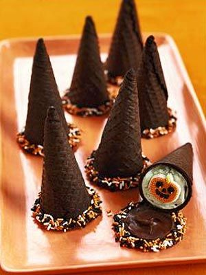 Wicked Good Halloween Treats  Our delicious Halloween desserts look so pro you'd think they came from a bakery -- but they're a cinch to make at home. 22 recipes