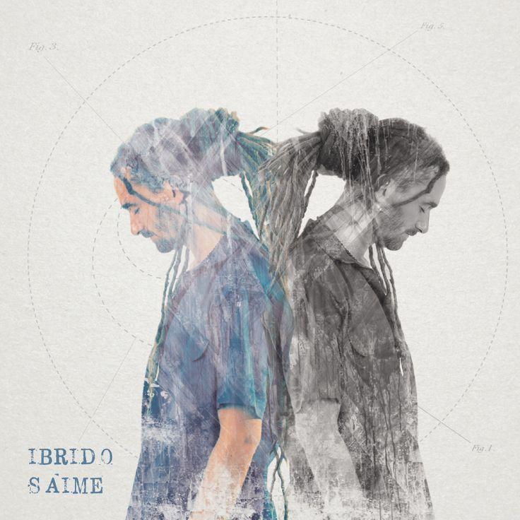 Cover nuovo album di Saime Ibrido