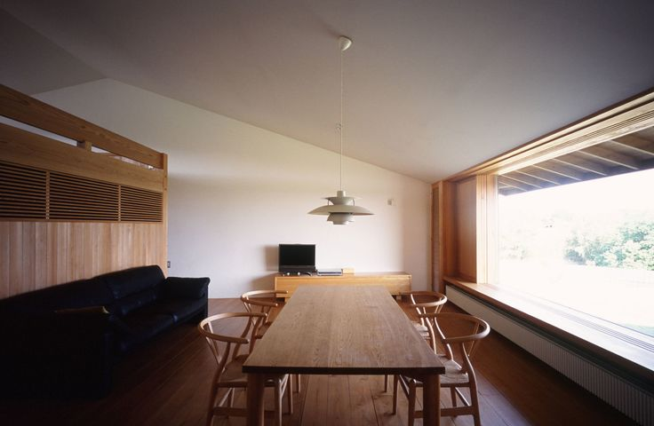 House in Hitachinaka 2004 ひたちなかの家 堀部安嗣