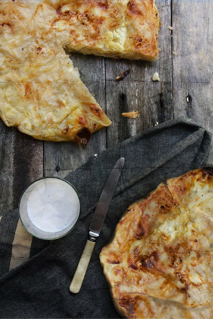Croatia Travel Blog: Now, is that not the yummiest thing you have seen this week? How to make Croatian Burek Recipe. Click to find out more!