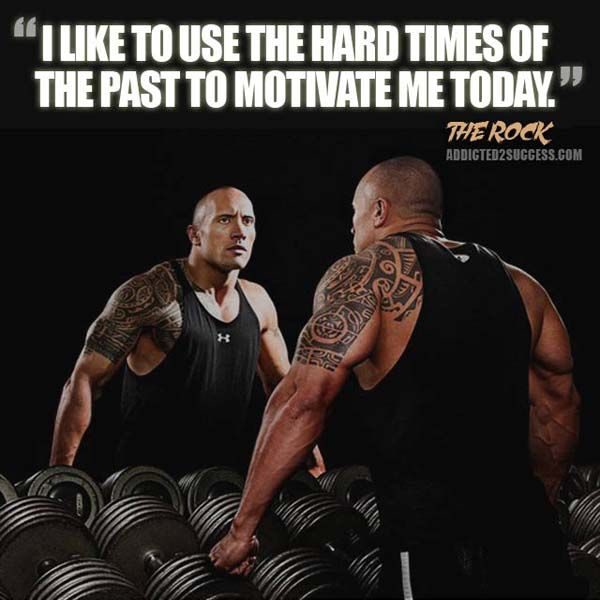 Dwayne Johnson Inspirational Picture Quotehttp