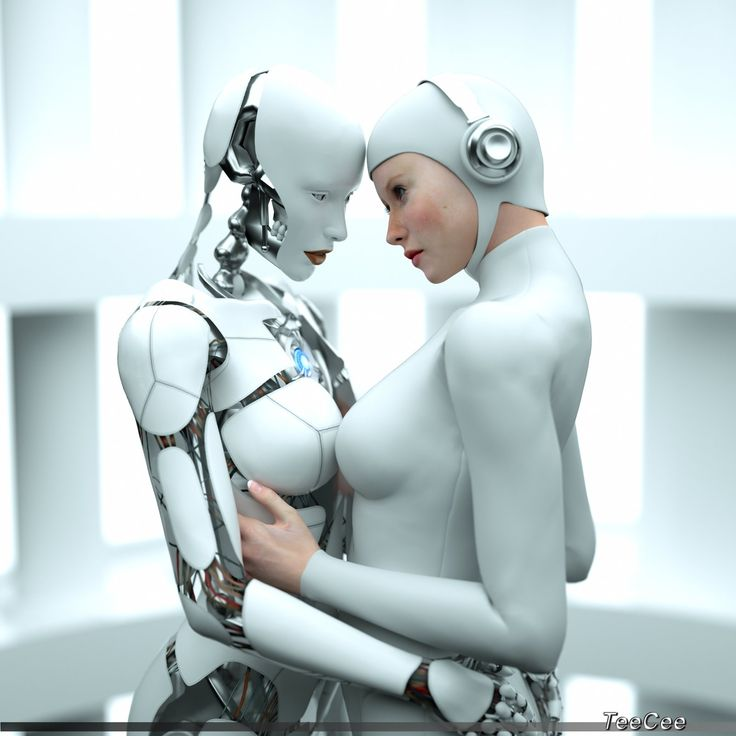 Nude robot girls pics — photo 5