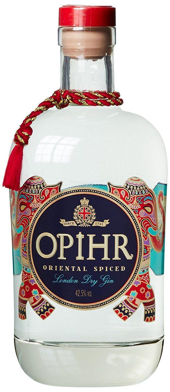 Opihr Oriental Spiced London Dry Gin (1 x 0.7 l): Amazon.de: Bier, Wein & Spirituosen