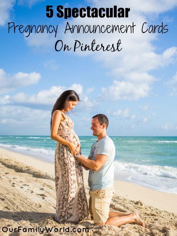 738 best Pregnancy announcement ideas images – Pinterest Baby Announcement