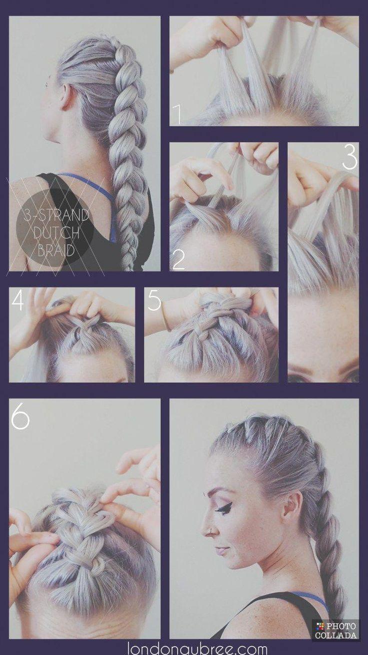 braid hairstyles boho Music Festivals #dutchbraid  Hairstyle Boho Haircuts