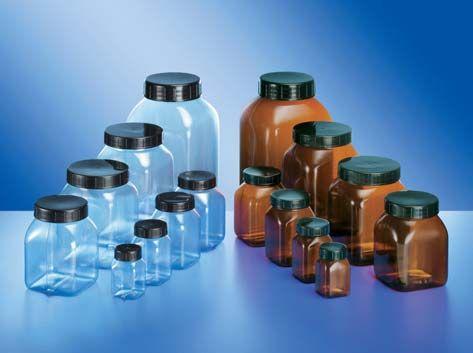Laboratorní plastové dózy | OBAL CENTRUM s.r.o.