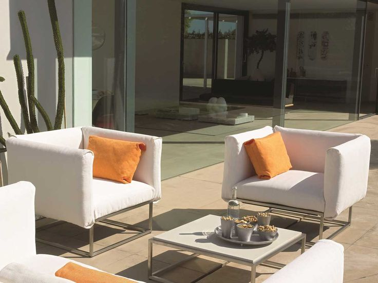 48 best Gloster Patio Furniture images on Pinterest Garden - lounge gartenmobel outlet