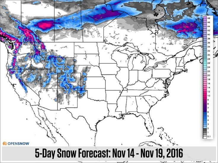 The US and Canada Daily Snow Report provides the best snow forecast, written by a local US and Canada forecaster. Find snow conditions at ski resorts in US and Canada.