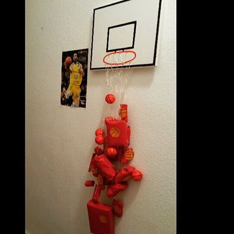 #Advent calendar #Christmas time # Crafting fun #Basketball #Gifts #andernewing #Basketball fans