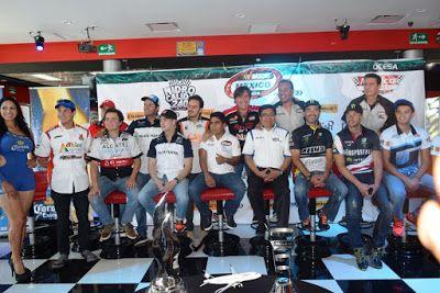 El OAM se alista para albergar la Sexta Fecha del Serial NASCAR México y la Cuarta de la México Pro Series. ~ Ags Sports