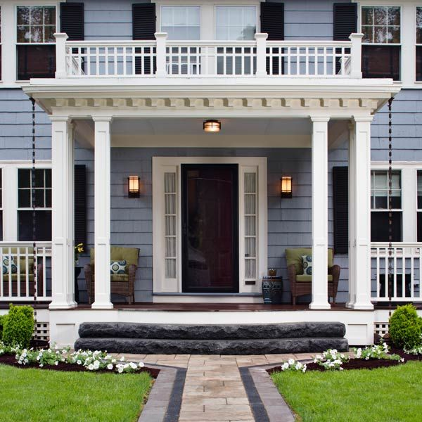 23 best images about portico on pinterest dutch colonial for Colonial front porch ideas