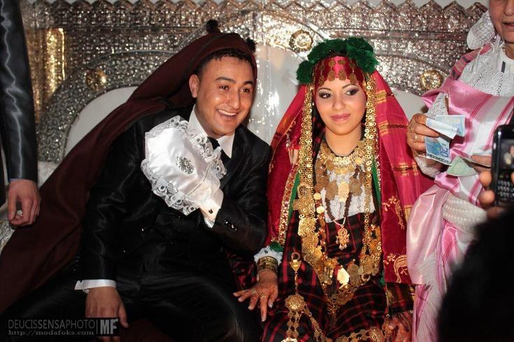 Mariage tunisien - Tunisian wedding #RencontreAfricaine @chocomeet @BenDeChocomeet #Team237 #chocomeet