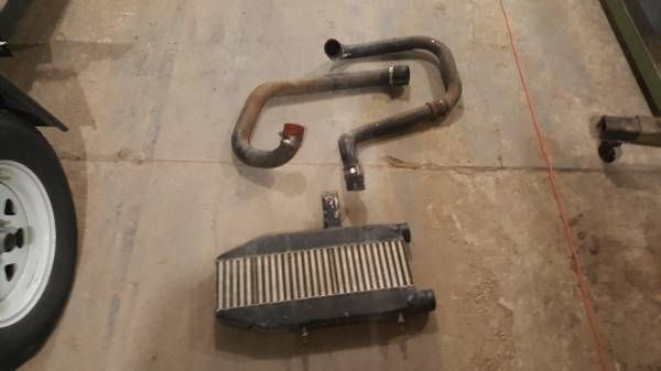 Grand National Intercooler front mount (Hershey, pa) $300