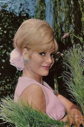 Turkish Singer and Actress Ajda Pekkan Her career began in 1962