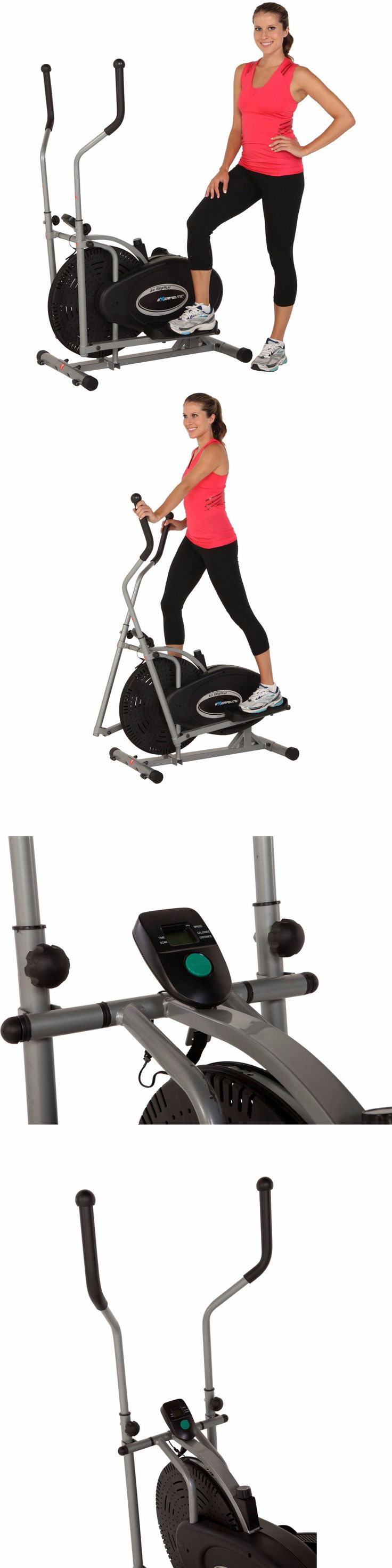 Ellipticals 72602: Elliptical Exercise Indoor Trainer Workout Machine Fitness Gym Equipment Cardio -> BUY IT NOW ONLY: $99.99 on eBay!