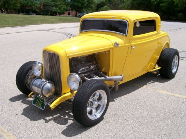 Hot Rods and Horsepower LLC | 1932 Ford, High Boy, 3 Window Coupe, Hot Rod, Street Rod for sale - Ford Other High Boy 1932 for ...