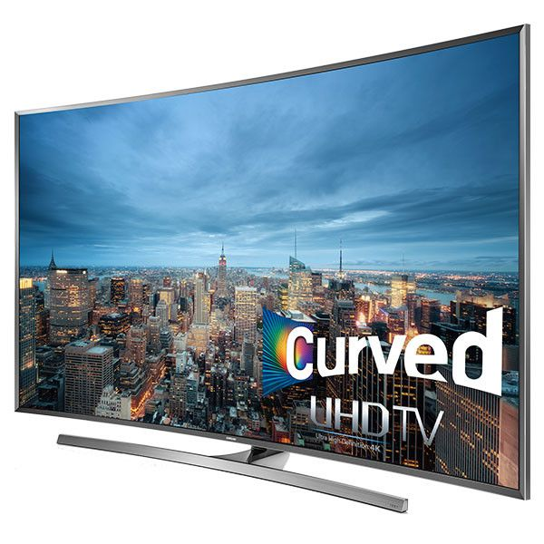 "Samsung 78"" Curved 4K Ultra HD 3D Smart LED TV"