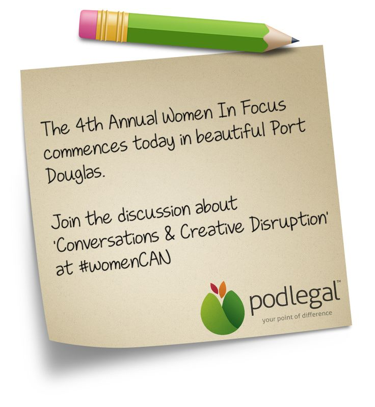 Women In Focus 4th Annual Conference 'Conversations & Creative Disruption'  Join the conversation at #womenCAN