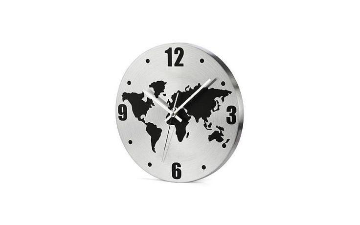 Zegary reklamowe WORLD