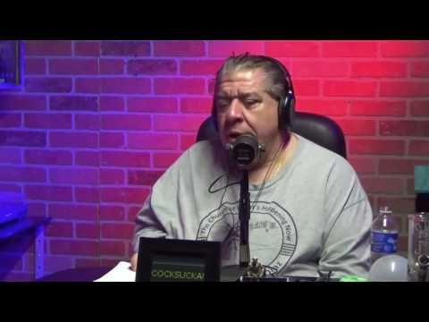 Joey Diaz played a game of ping pong to the death
