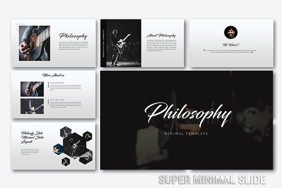 Philosophy super minimal keynote by infinityvector on philosophy super minimal keynote by infinityvector on creativemarket toneelgroepblik Choice Image