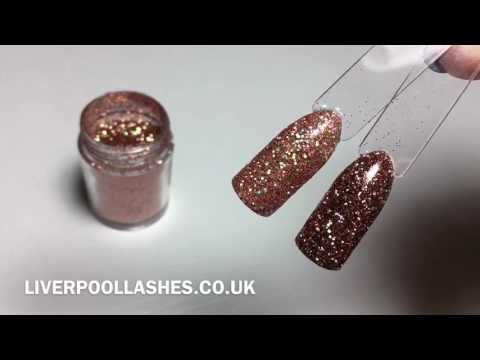 LiverpoolLashes My Top 15 Lecente Glitters