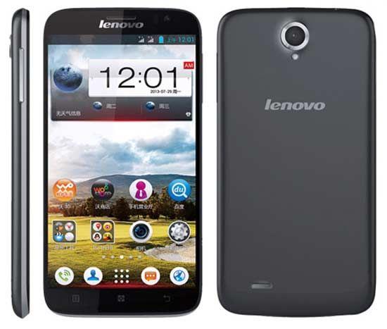 Harga Lenovo A850 Terbaru Juli 2014