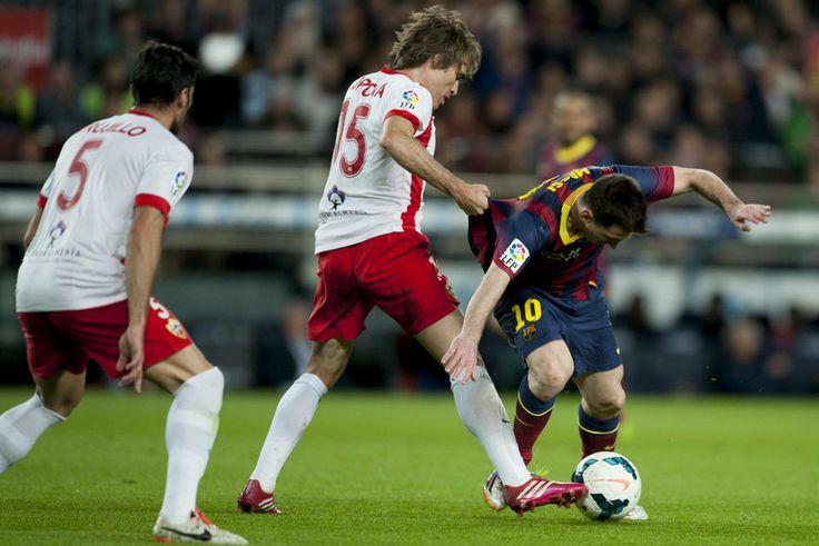 Messi busca superar a Corona