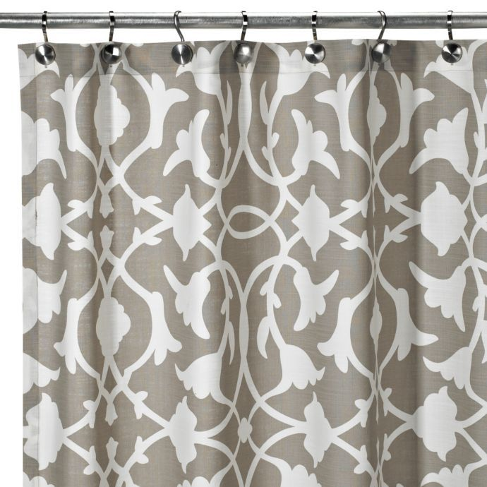 Barbara Barry Poetical Shower Curtain Bed Bath Beyond