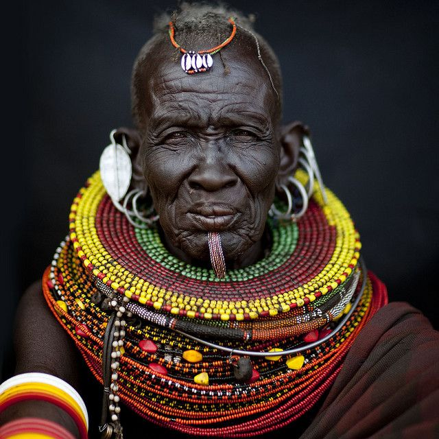 Kenyan People And Culture Faces of Kenya: A glim...