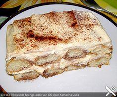 Bananen-Tiramisu, ein beliebtes Rezept aus der Kategorie Frucht. Bewertungen: 231. Durchschnitt: Ø 4,6.