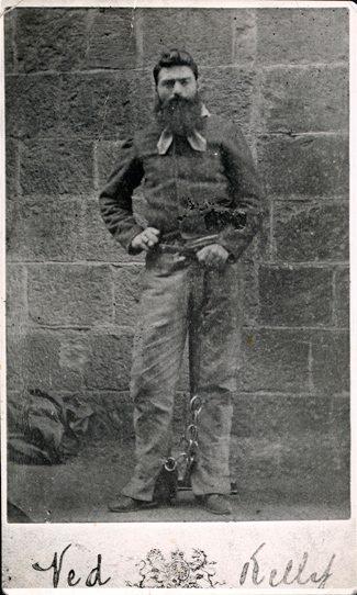 Ned Kelly Australian Outlaw