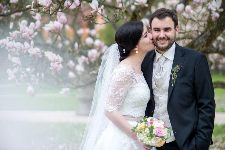 Hochzeit von Bettina und Peter