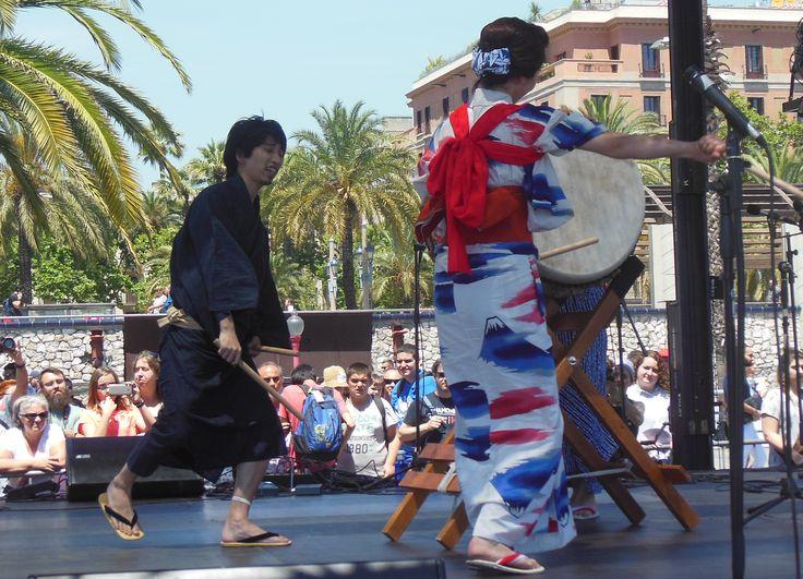 Matsuri 5è Festival Tradicional Japonés de Barcelona,  10 de juny de 2017
