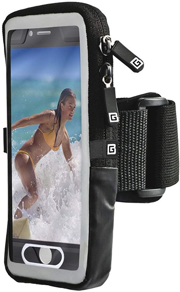 Fitness and Gym Workouts Gear SIKOYA Phone Holder for Running iPhone X//8//7//6//XS//XR//Max//Plus,Samsung Galaxy S10//S9//S8//S7//Plus /& LG,Google,Sony /& More Wrist Wallet Armband Sleeve for All Phones