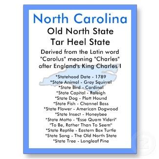 NC state symbols: Nc States, Call North, Carolina Southern, Carolina Girls, Mind, N C, Places, North States, North Carolina
