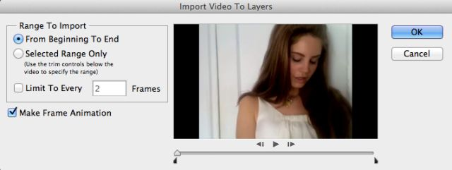 how to make gifs on photoahop