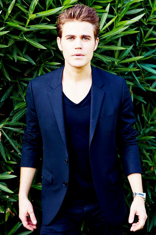 #28 Paul Wesley - Glamour's Sexiest Men of 2015